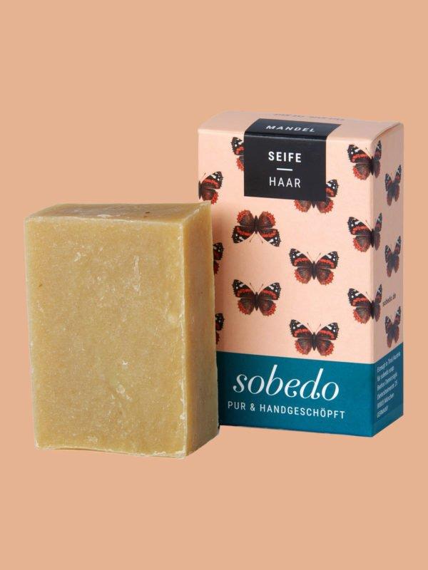 Sobedo Soap-Feste- Vegane Haarseife